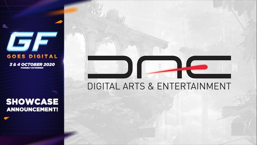 DAE stelt enkele studentenprojecten voor tijdens GameForce Goes Digital