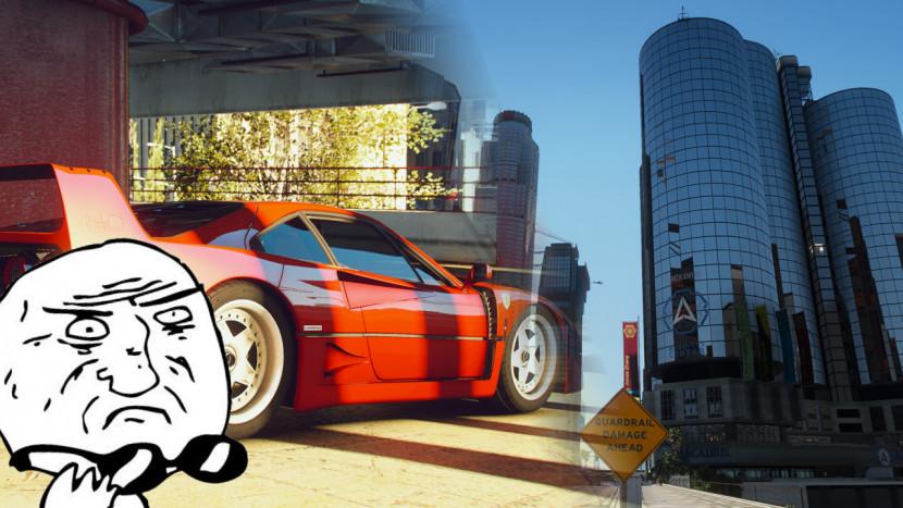 Dankzij nieuwe mod zag GTA V er nog nooit zo goed en fotorealistisch uit