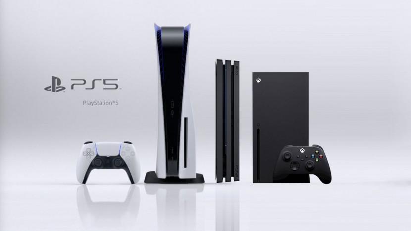 De PS5 lijkt een erg grote console te worden