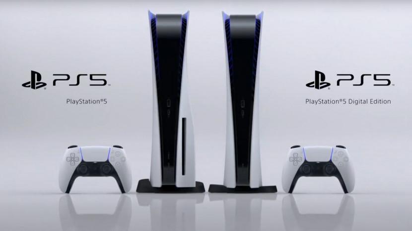 Design PS5 console eindelijk onthuld, ook Digital Edition