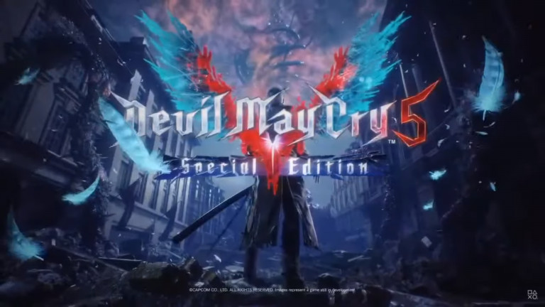 Devil May Cry 5 Special Edition op weg naar PS5