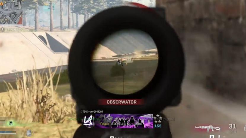 Deze Call of Duty cheater bakt er niets van zonder aimbot