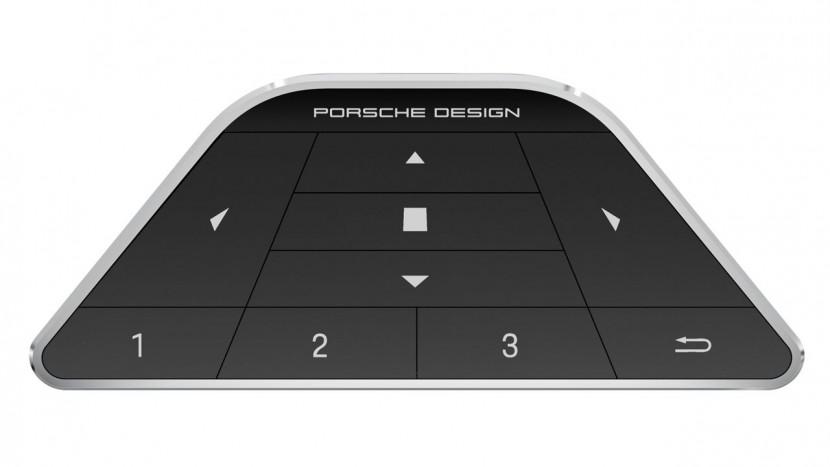 Deze gaming monitor werd ontworpen door Porsche en heeft zelfs een afstandsbediening