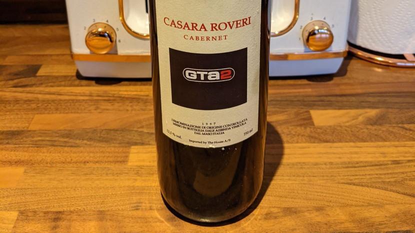 Deze GTA-wijn is na 21 jaar nog steeds ongeopend en waarschijnlijk niet meer te zuipen