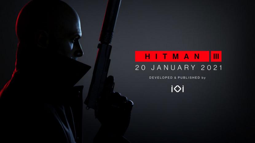 Digitale edities Hitman III krijgen gratis next-gen upgrade