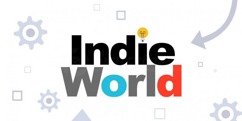 Dit werd allemaal getoond tijdens de Nintendo Indie World Showcase