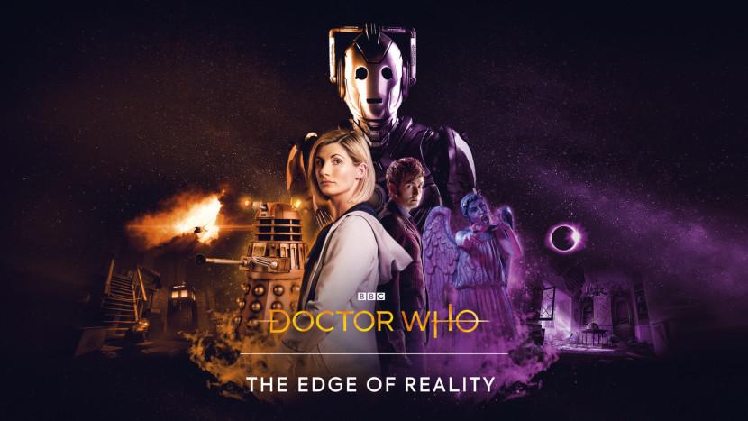 Doctor Who: The Edge of Reality verschijnt in 2021
