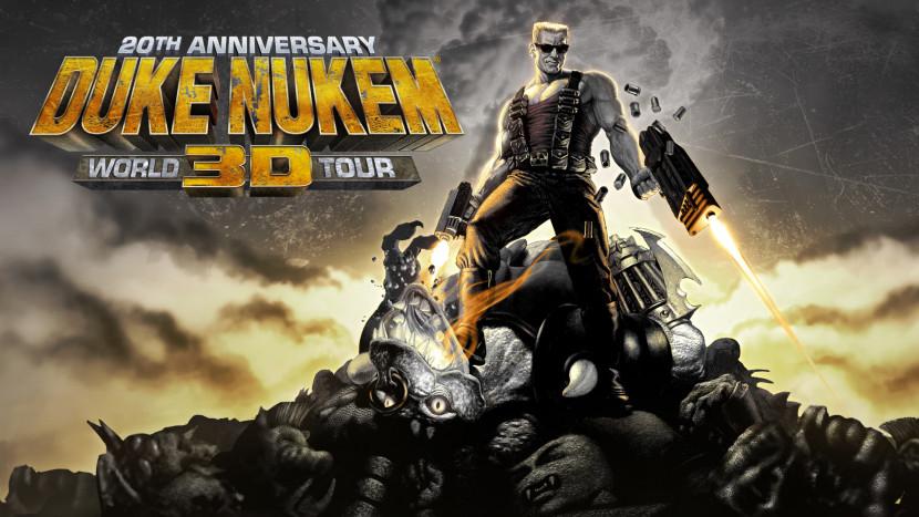 Duke Nukem 3D: 20th Anniversary World Tour verschijnt snel op Switch