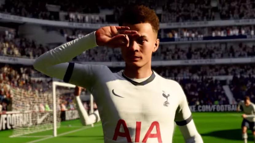 """EA verwijdert """"toxische"""" celebrations uit FIFA 21"""