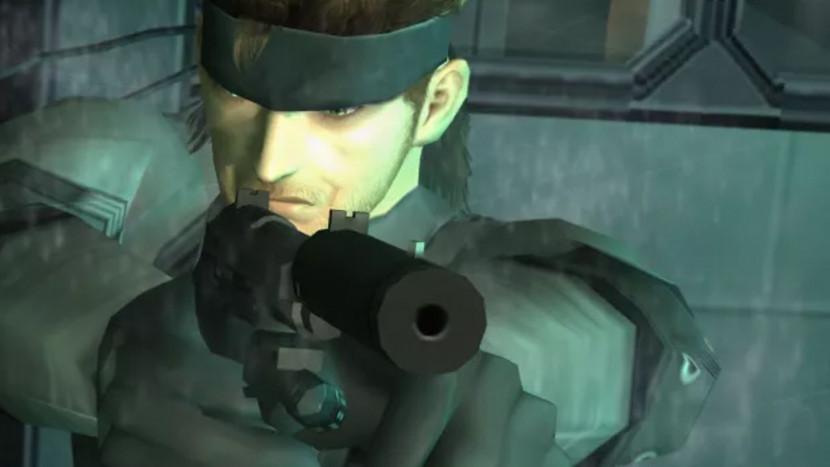 Eerste Metal Gear games (opnieuw) op weg naar pc