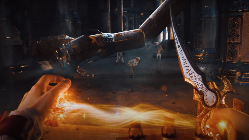 Eerste trailer voor Prince of Persia: The Dagger of Time