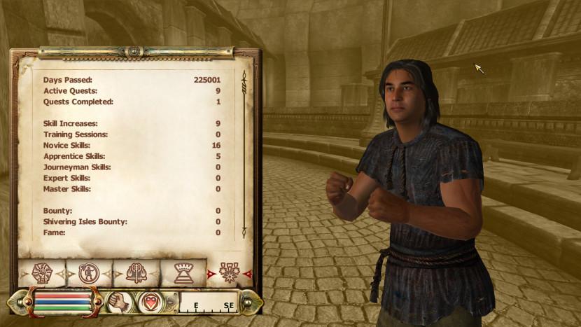 Elder Scrolls speler zit 600 jaar in de cel