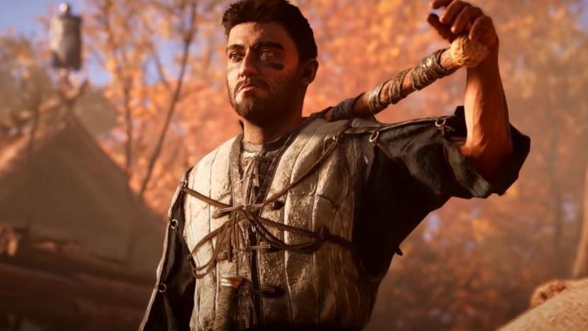 Er zit een baseballspeler in Assassin's Creed Valhalla
