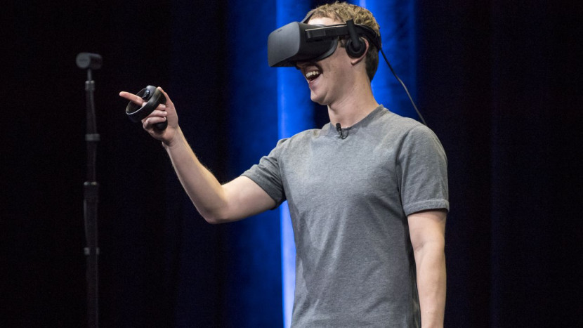 Facebook account binnenkort verplicht voor Oculus VR headsets