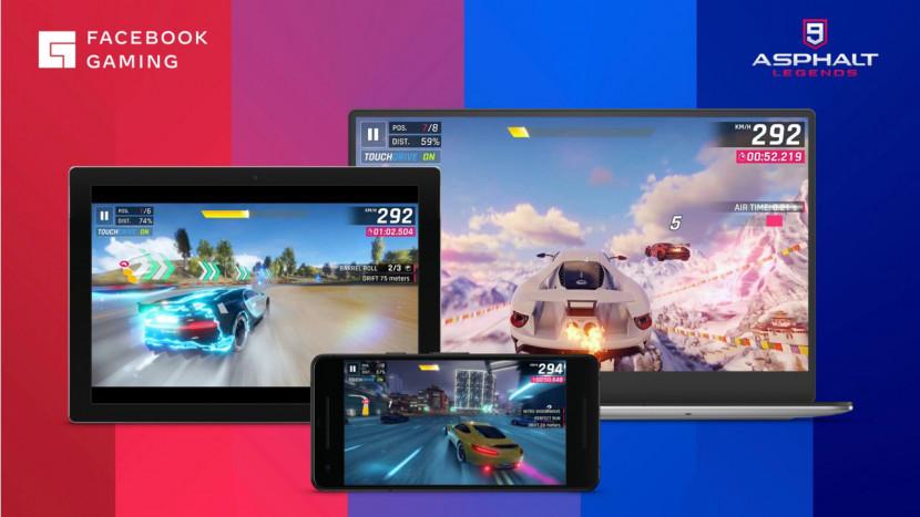 Facebook lanceert cloud gaming service, maar die biedt momenteel alleen free-to-play mobile games aan