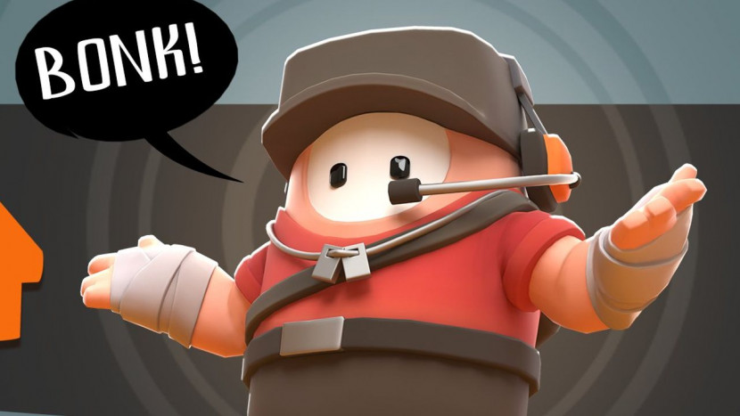 Fall Guys krijgt vandaag een Team Fortress 2 skin