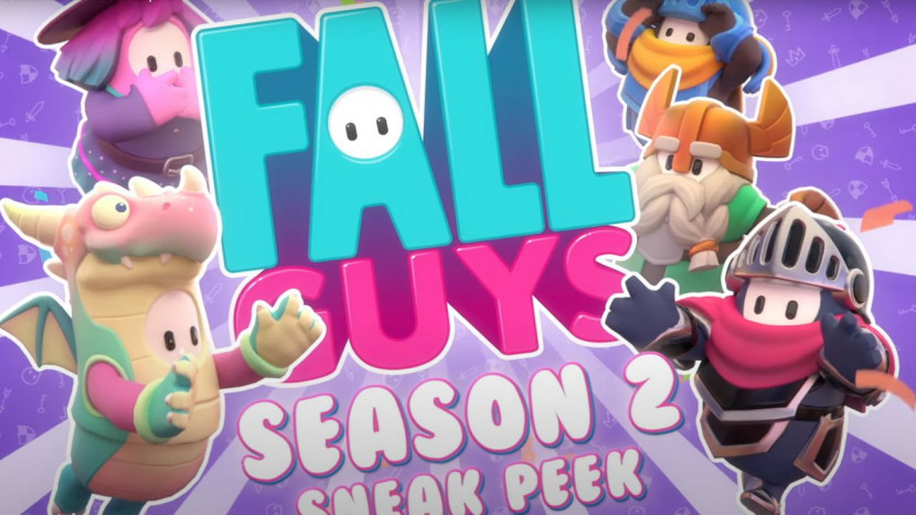Fall Guys trekt naar de middeleeuwen in Season 2