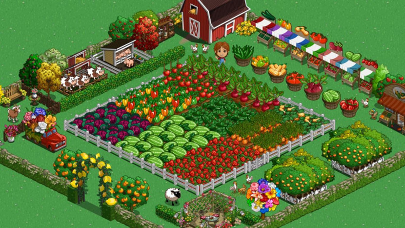 FarmVille houdt er eind dit jaar mee op
