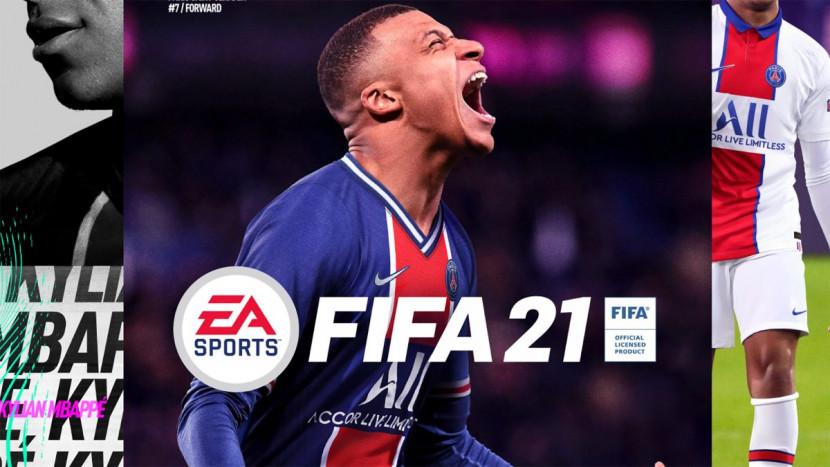 FIFA 21 toont eerste beelden