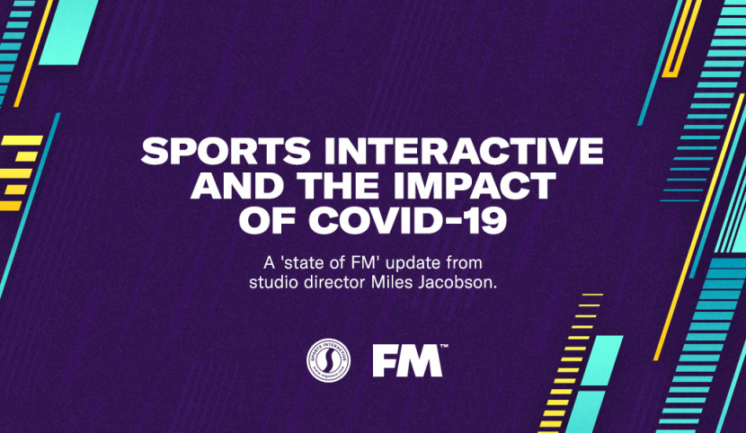 Football Manager 2021 uitgesteld door COVID-19