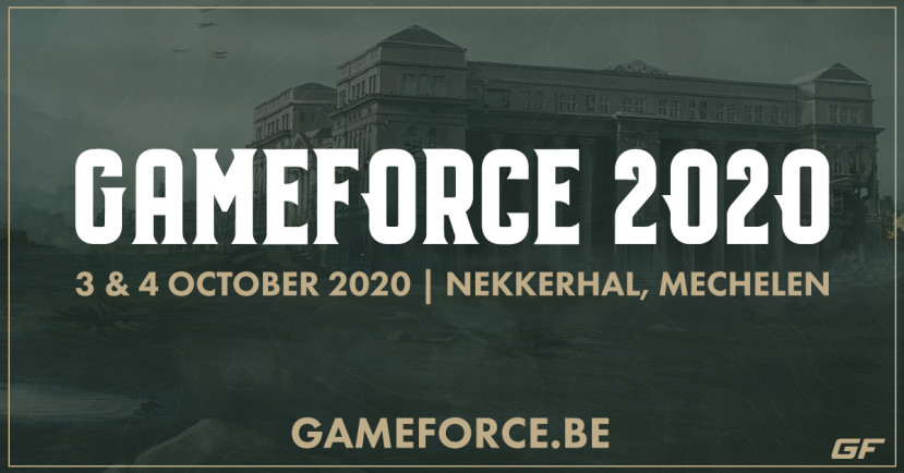 GameForce uitgesteld naar maart 2021