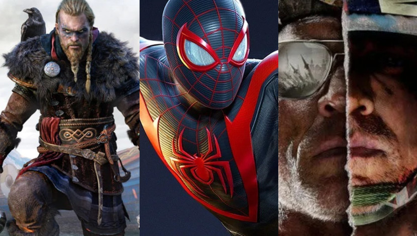 Games om naar uit te kijken - november 2020