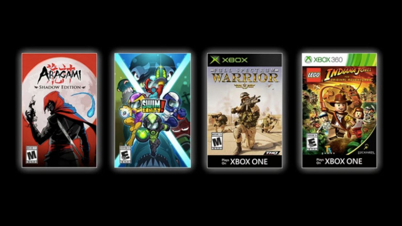 Games with Gold voor november onthuld