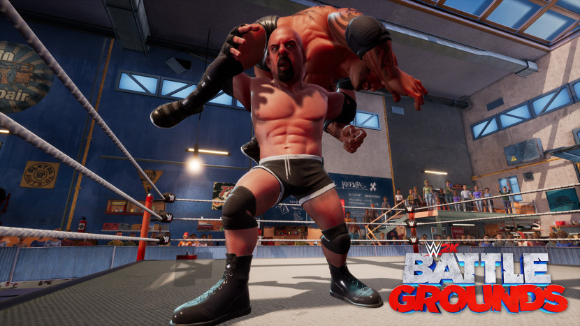 Goldberg komt naar WWE 2K Battlegrounds in roster update