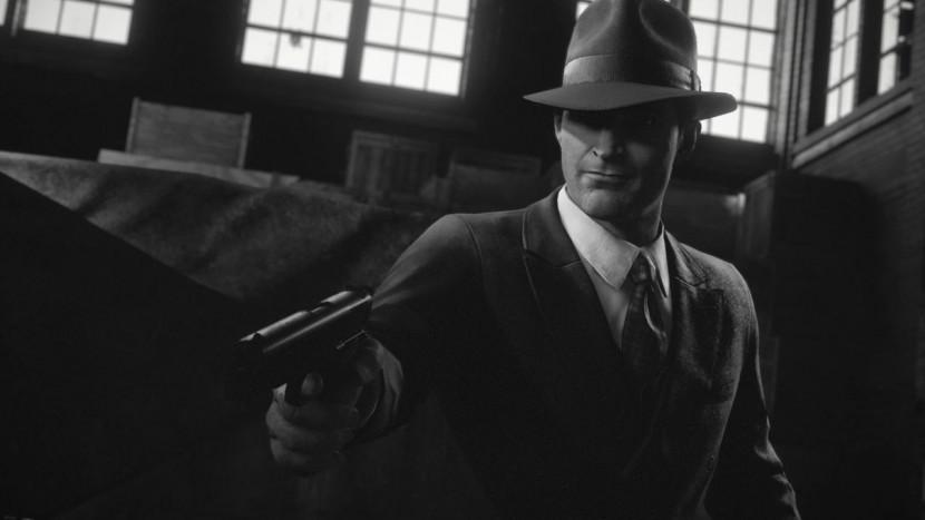 Gratis update Mafia: Definitive Edition voegt Noir Mode toe