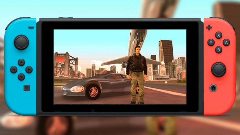 GTA 3 speelbaar op Nintendo Switch