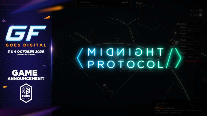 Hack je een weg door Midnight Protocol tijdens GameForce Goes Digital