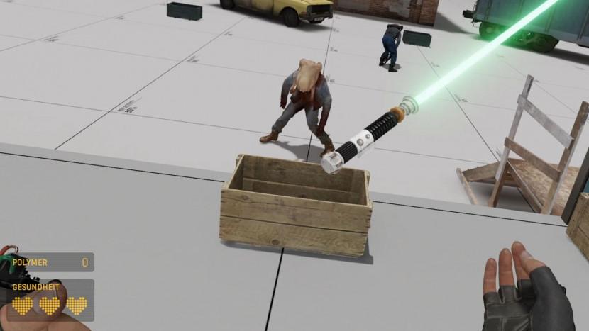 Half-Life: Alyx mods laten je al met lightsabers spelen