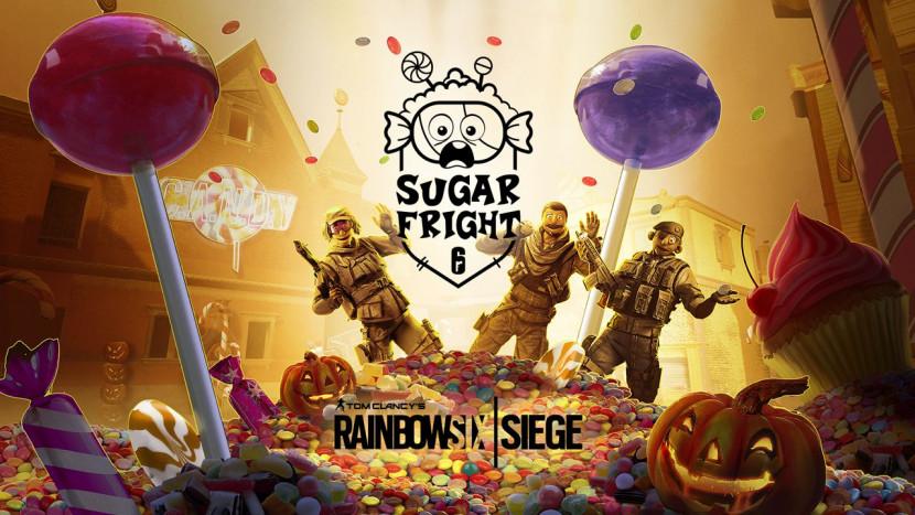 Halloween laat Rainbow Six Siege spelers voor het eerst respawnen