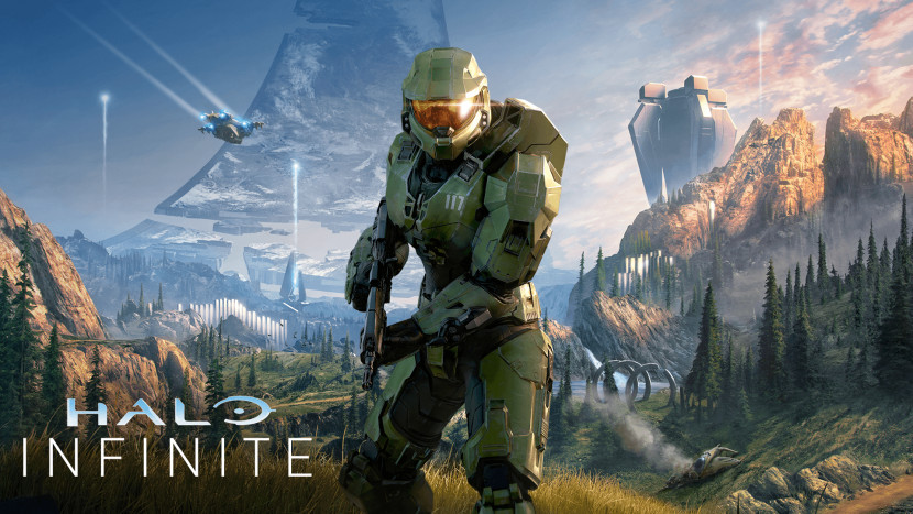 Halo Infinite dropt alvast box art