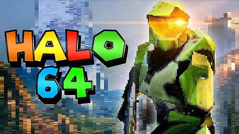 Halo Infinite, maar dan als Nintendo 64 game