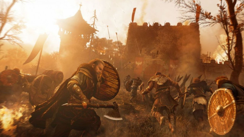 HANDS-ON PREVIEW | Assassin's Creed  Valhalla is een stuk pittiger
