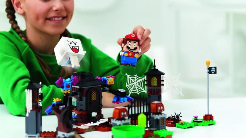 Het volledige LEGO Super Mario assortiment kost alles samen bijna 600 euro
