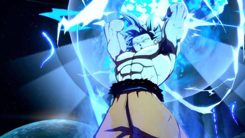 Hype voor Ultra Instinct Goku in Dragon Ball FighterZ
