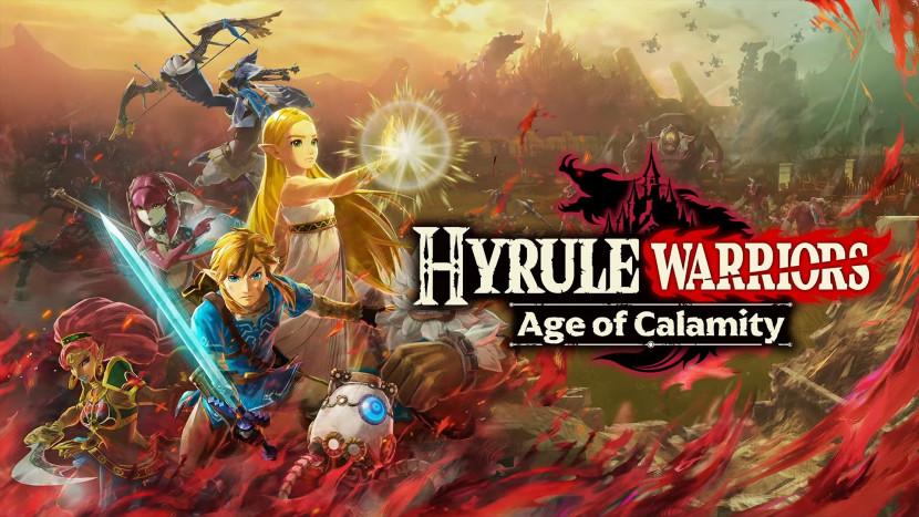 Hyrule Warriors: Age of Calamity verschijnt op 20 november