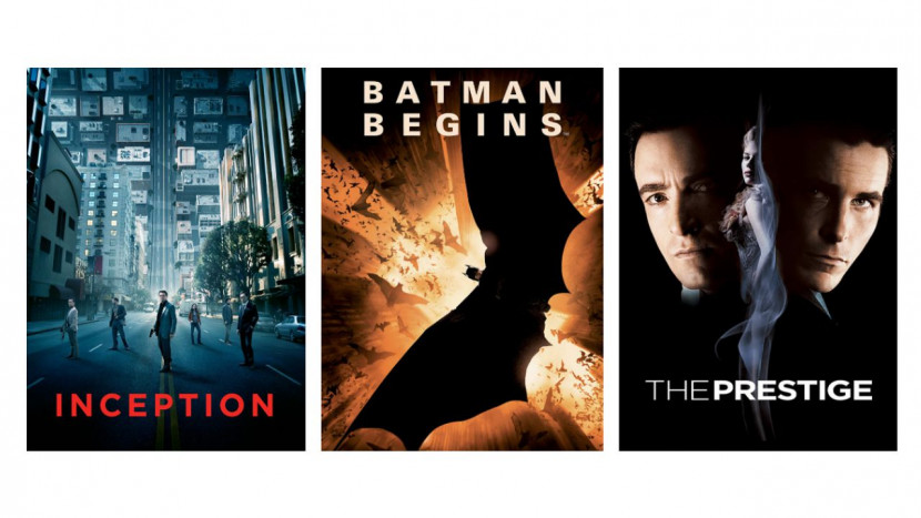 Inception, Batman Begins en The Prestige morgen integraal te zien in Fortnite