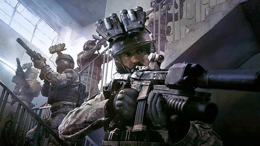 Infinity Ward stelt nieuwe seizoen Call of Duty uit