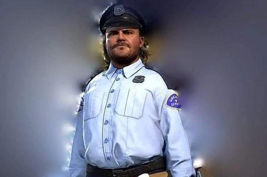 Jack Black is Officer Dick in remake Tony Hawk's Pro Skater 1 + 2