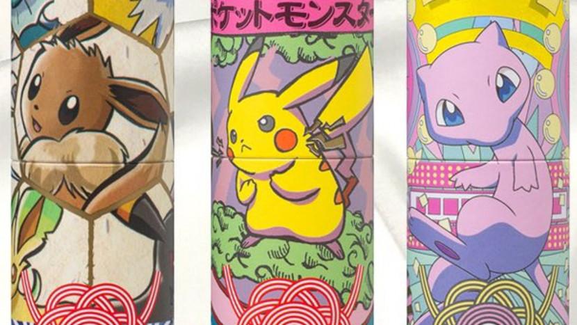 Japan krijgt Pokémon parfum