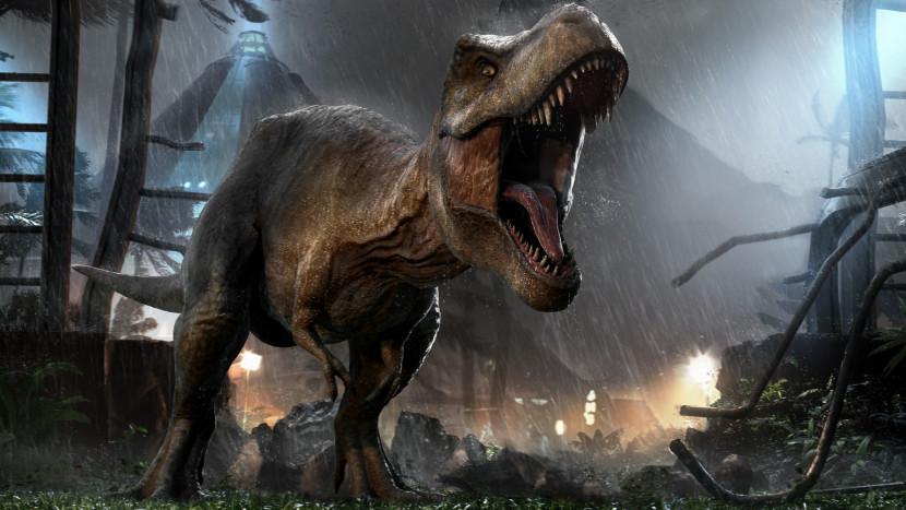 Jurassic World Evolution komt naar Switch