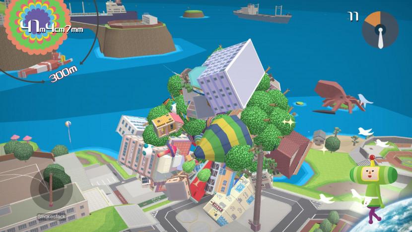 Katamari Damacy Reroll verschijnt 20 november voor PS4 en Xbox One