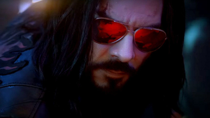 Keanu Reeves lookalike in knappe Cyberpunk 2077 fan film