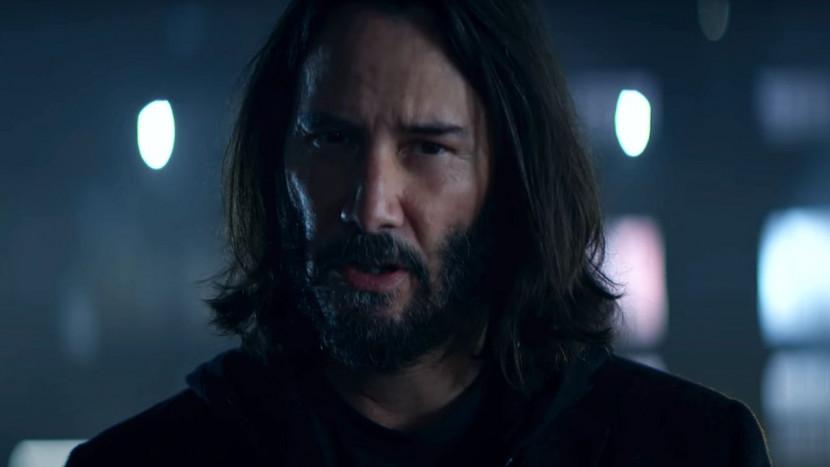 Keanu Reeves schittert in reclame voor Cyberpunk 2077