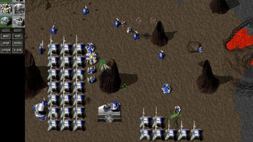 Klassieke RTS-game Total Annihilation gratis te downloaden