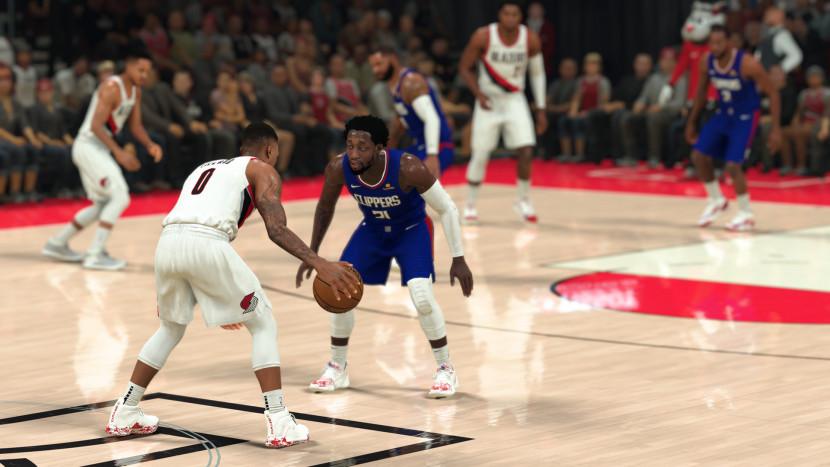 Later deze maand demo voor NBA 2K21