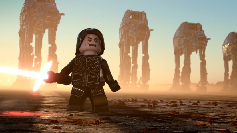 LEGO Star Wars: The Skywalker Saga toont eindelijk gameplay